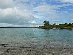 島の周りの海