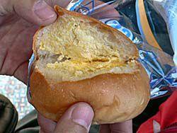 ドリアンクリームパン