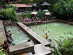 バンジャール温泉
