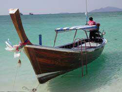 ロングテールボート