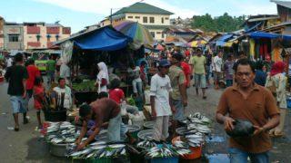 アンボンの市場