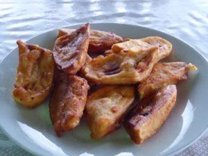 ピーサンゴレン 揚げバナナ