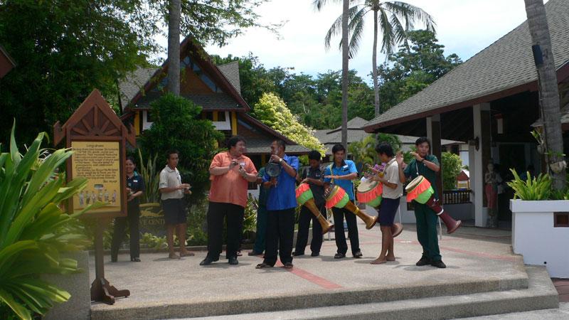タイ ピピ島 ホリデイイン