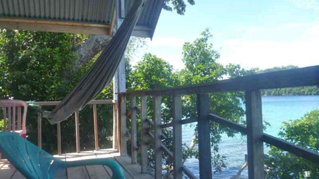 インドネシア スマトラ島ウェー島のゲストハウス