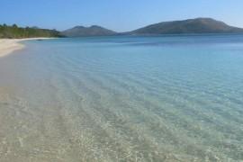 フィジー ヤサワ諸島の海